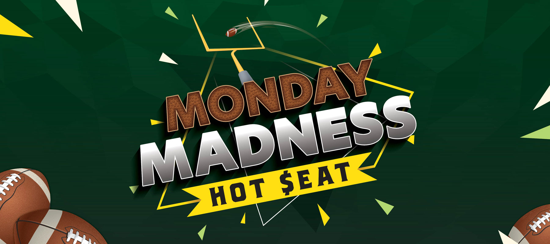 Monday Madness Hot Seat
