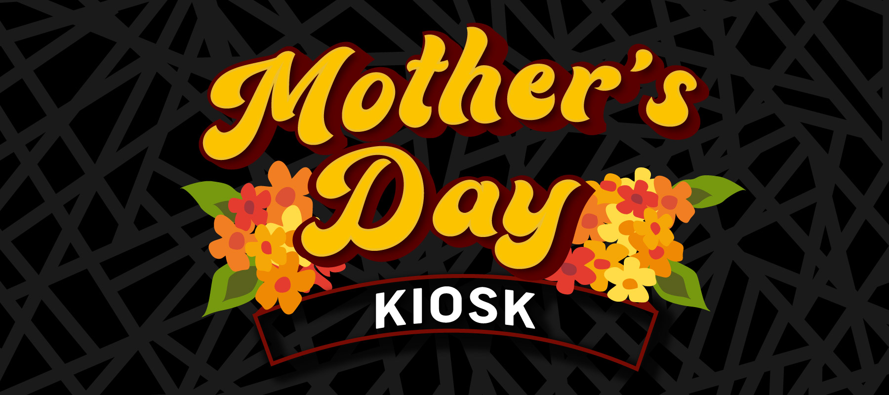 Mother's Day Kiosk
