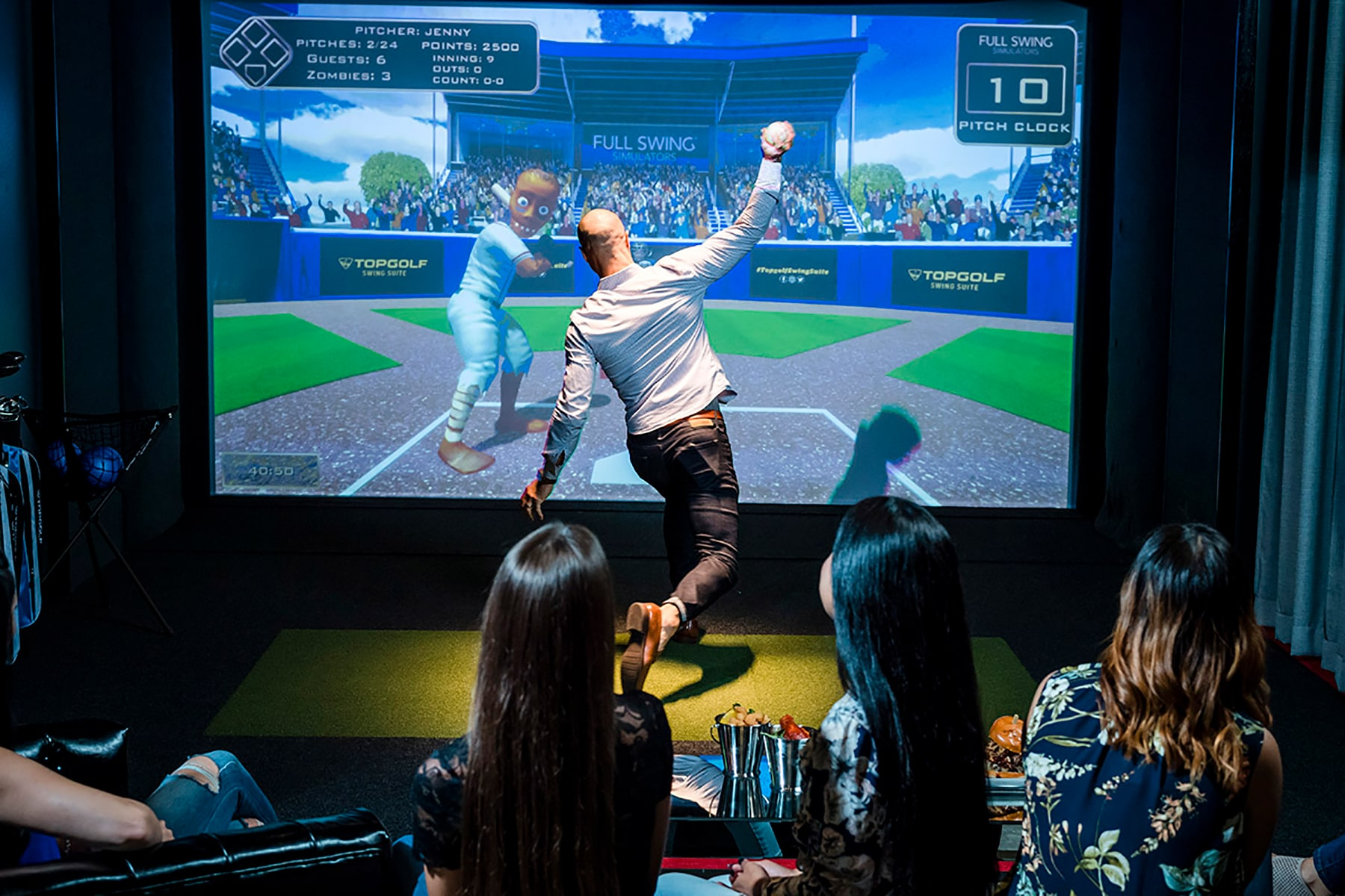 Topgolf® Swing Suite in New York