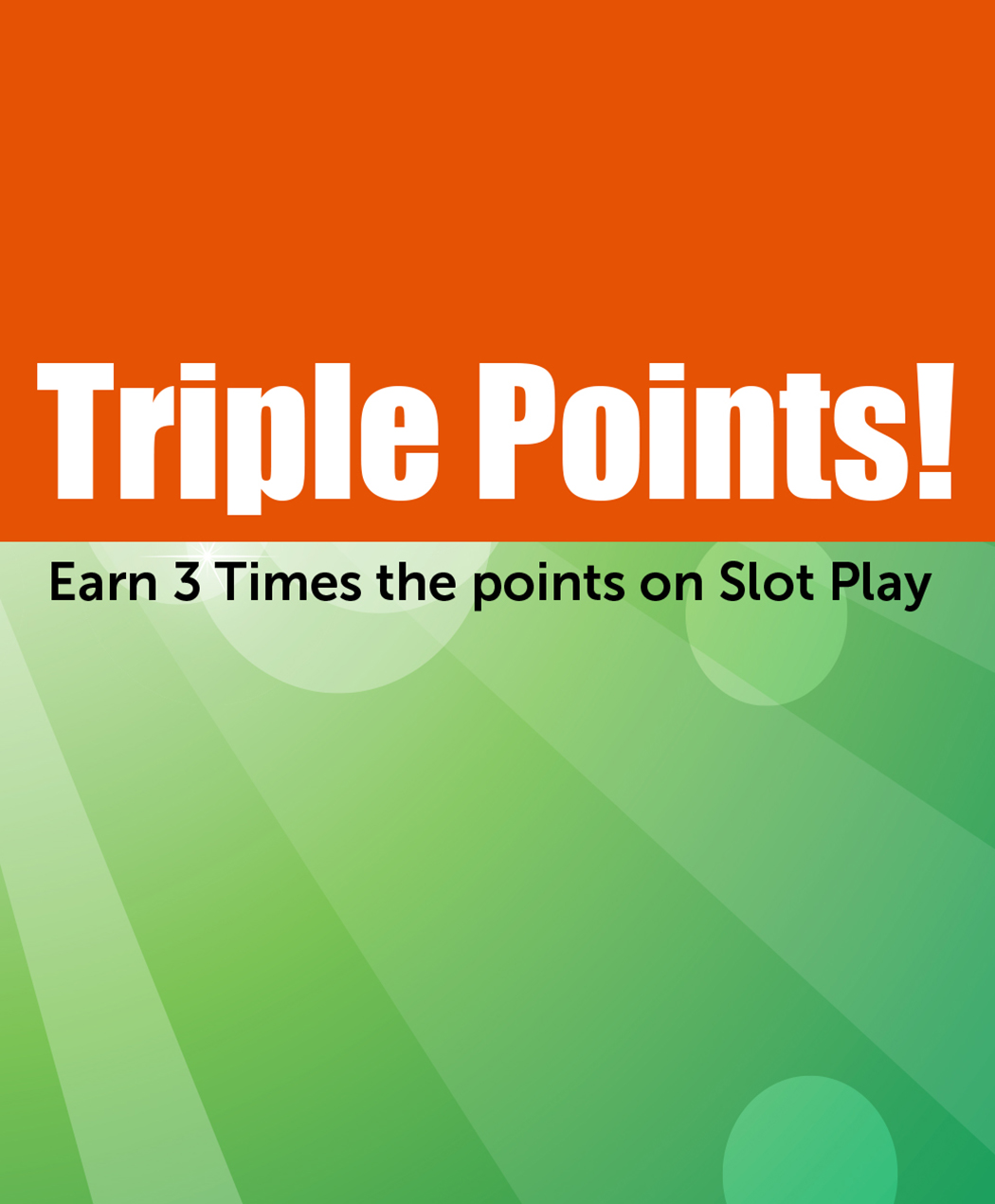 Triple Points