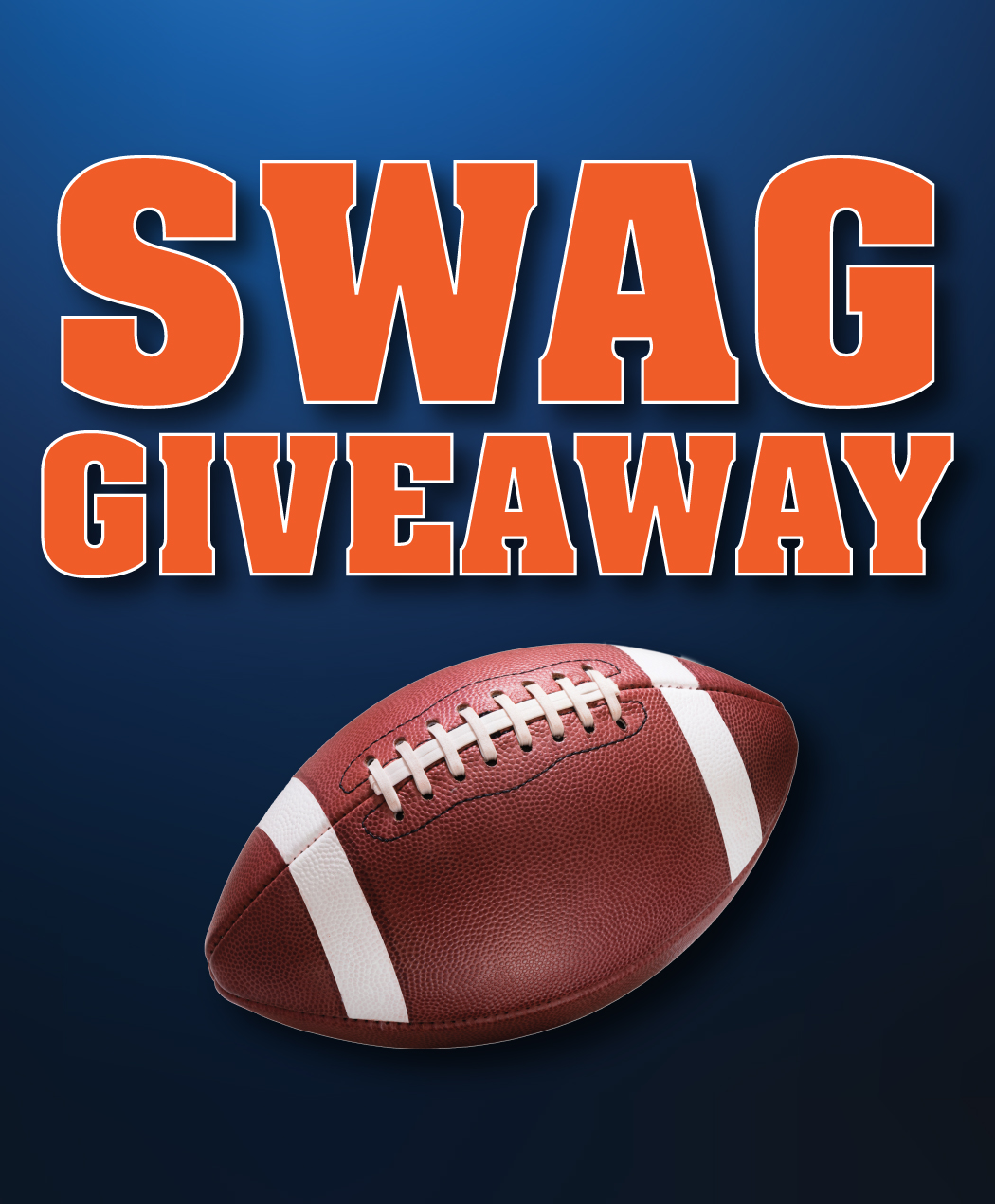 Swag Giveaway