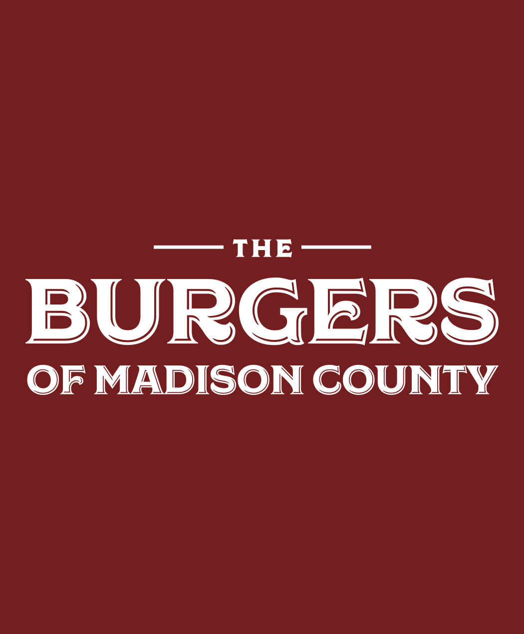 Burgers of Madison County