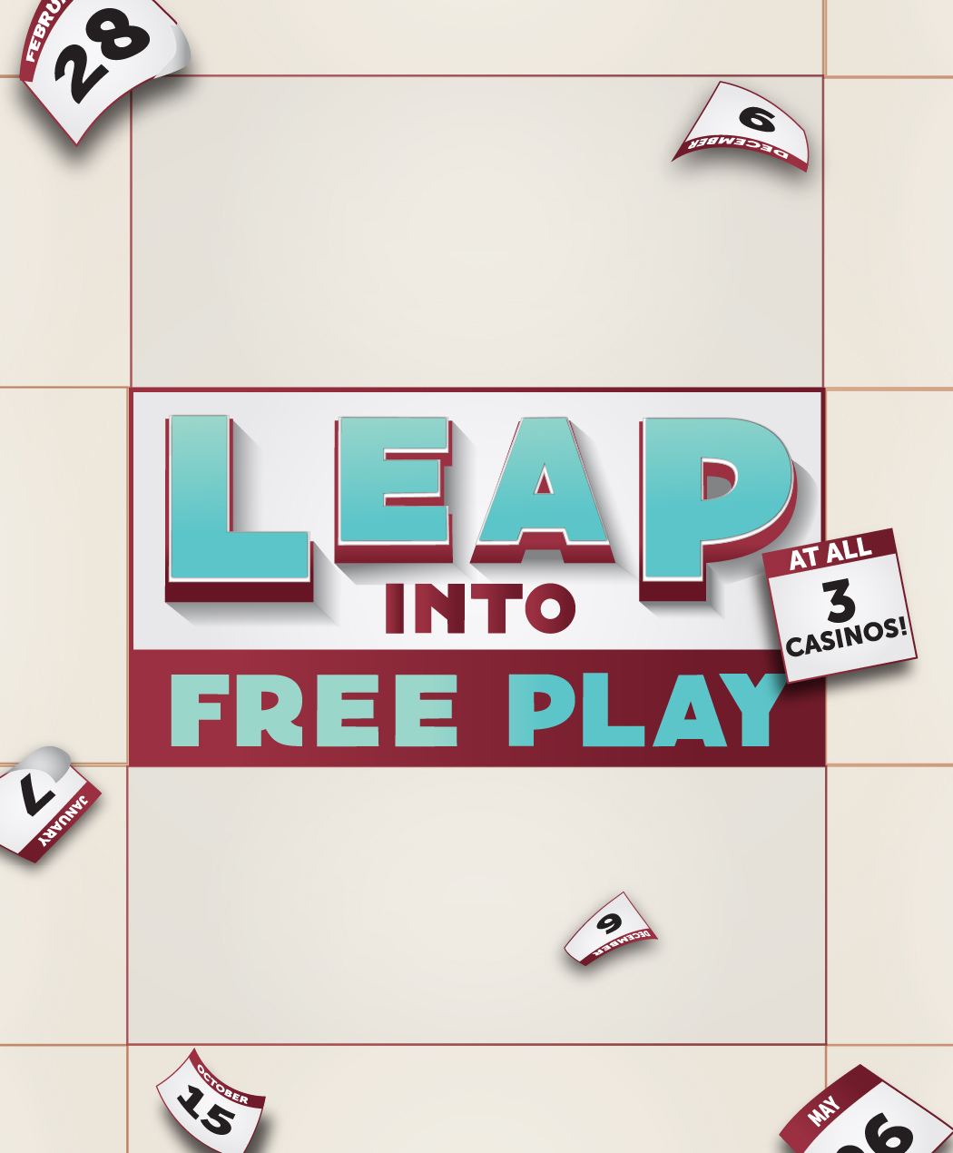 Leap Into Free Play