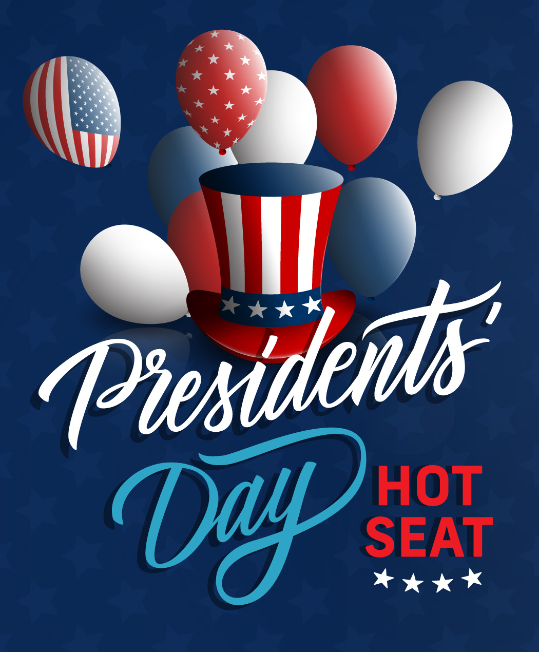 Presidents' Day Hot Seat