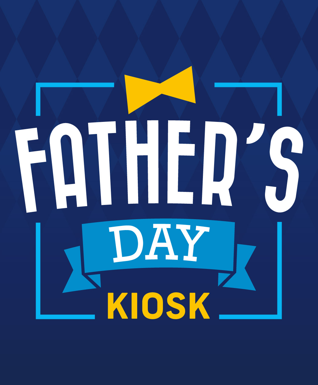 Father's Day Kiosk